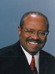The Rev. Billy R. Delaney, pastor of St. John Baptist