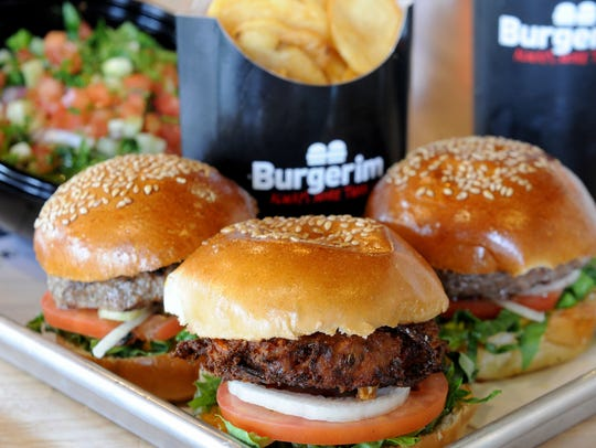 Burgerim will open a store in December on Medical Center Parkway near Volunteer Bank in Murfreesboro.