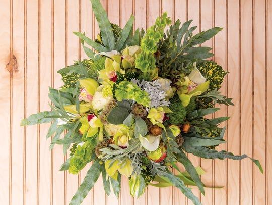 Scott A. Designs in Mahwah bouquet
