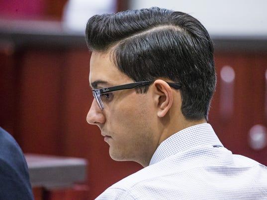Steven Jones trial