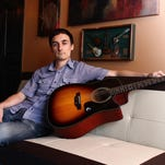 Eric McMiller will perform two live shows Friday, Aug. 14 in Wisconsin Rapids.