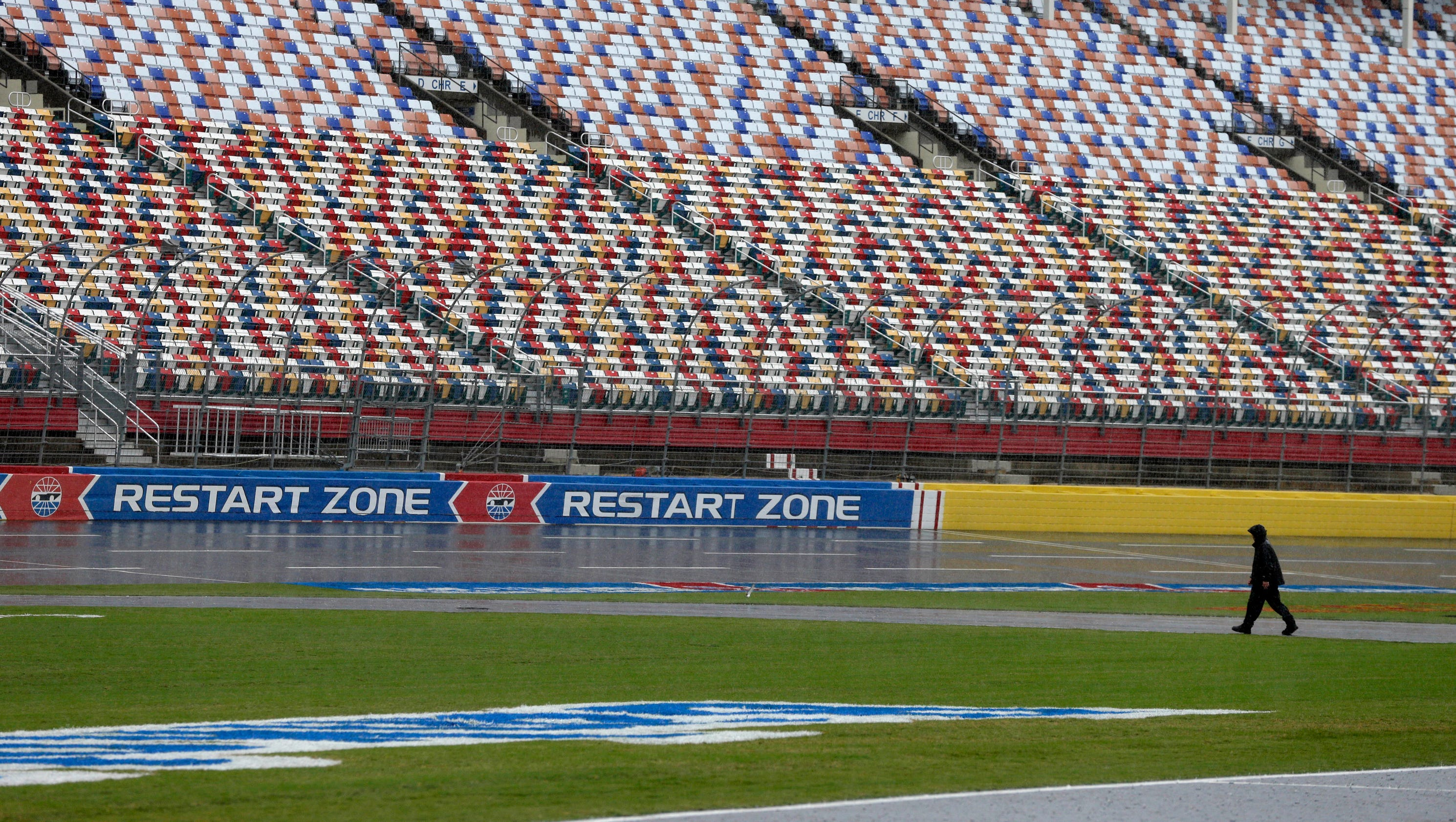 Charlotte 39 s sprint cup race postponed because of hurricane for Charlotte motor speedway zip code
