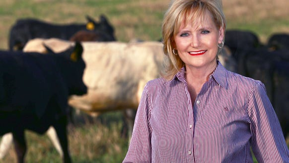 Agriculture Commissioner Cindy Hyde-Smith