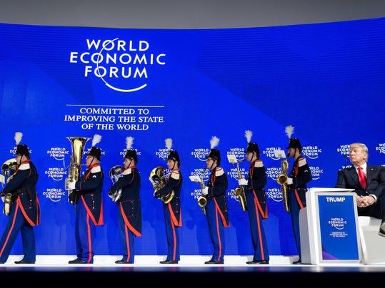 SWITZERLAND-ECONOMY-POLITICS-DIPLOMACY-DAVOS-SUMMIT
