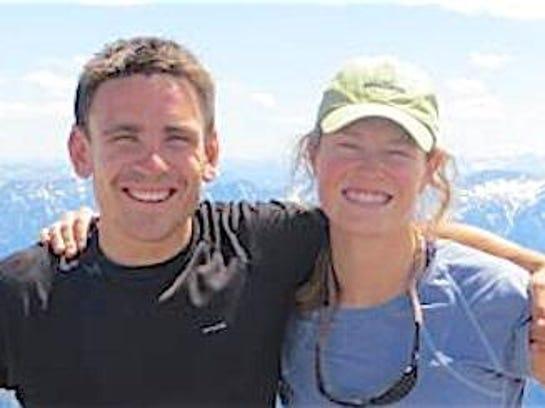Conrad and Lauren Addison