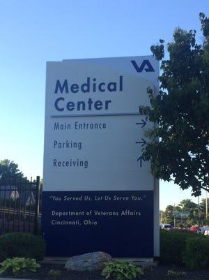 The Cincinnati VA Medical Center in Corryville