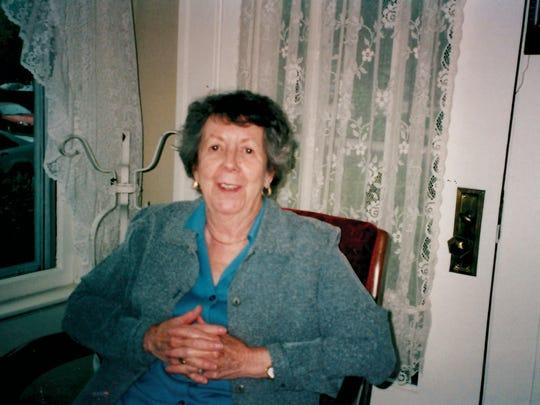Mary Lou Annatoyn in a photo taken in May 2004.