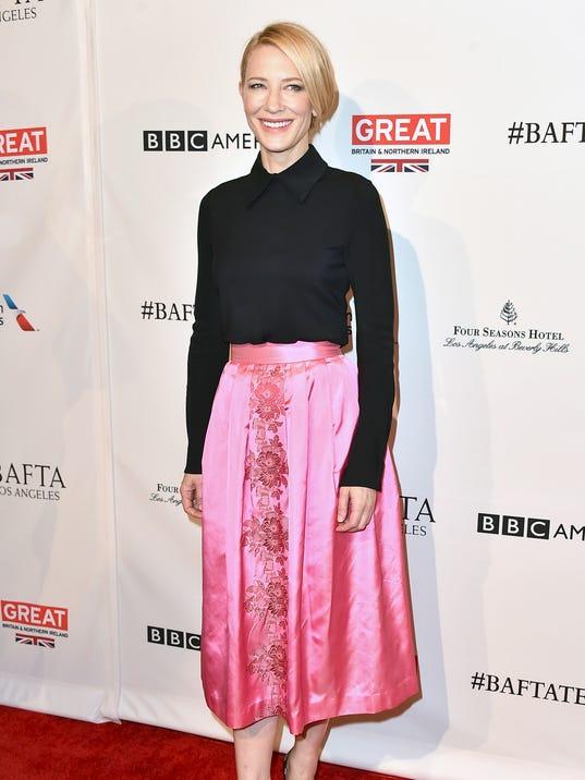 AP 2016 BAFTA LOS ANGELES AWARDS SEASON TEA PARTY A ENT USA CA