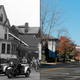 Then & Now: Bicycle Safety Parade, 1954