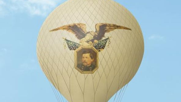 The Intrepid, a replica of a Civil War balloon at Genesee Country Village & Museum is now the subject of a documentary.