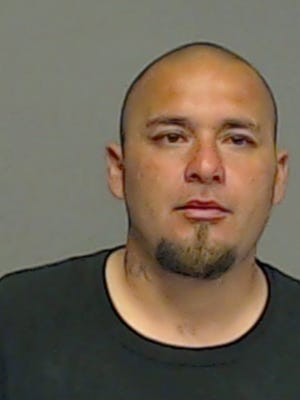 Gutierrez stole a truck outside of the Angry Cactus Cafe before leading police on a highs-speed chase.