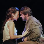 "Isabel Leonard and Nathan Gunn star in ""Cold Mountain."""