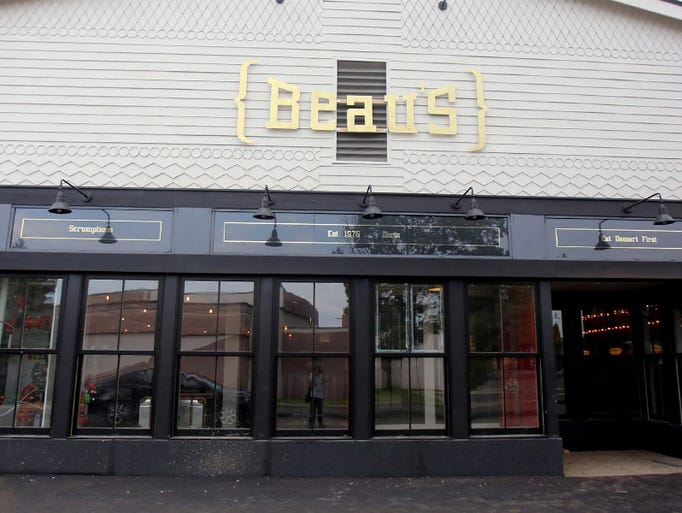 An outside look at Beau's restaurant in Bloomfield Township. This is a remake of the Beau Jack's at Maple and Telegraph Monday, Aug. 18, 2014. The new Beau's is scheduled to open next week sometime says owner  Zack Sklar.