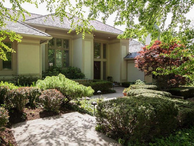 <p>This 1992 Dream Home at 7624 William Penn Place on the Northeastside was built  by Paul E. Estridge and is on the market for  $999,999.</p>