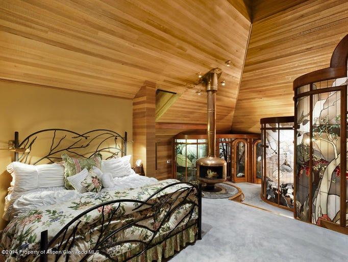John Denver's house in Aspen is for sale.