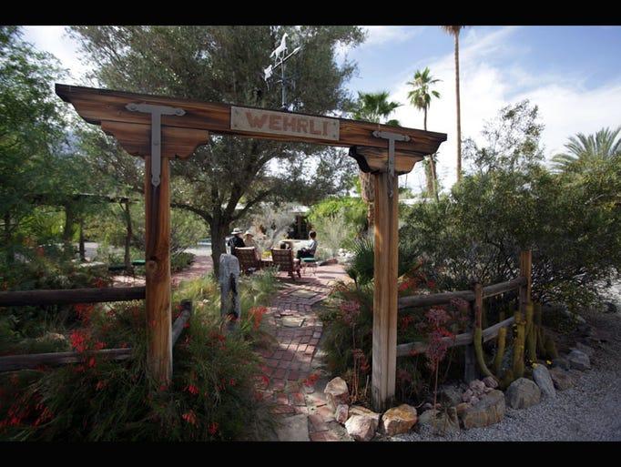 Tour Of Mary Brent Wehrli S Garden