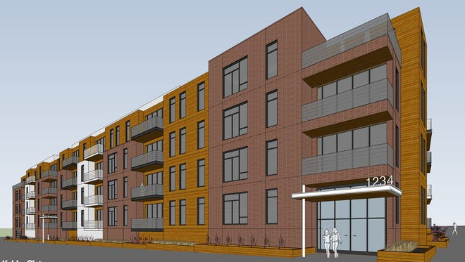 Crescent Apartments is among the planned Milwaukee County Research Park developments that are moving forward.