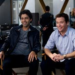 """Entourage"" stars Adrian Grenier as a Hollywood superstar."