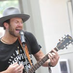 Country artist Drake White will headline this year's Pensacola Seafood Festival.