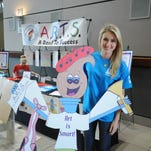 "Ivey Swan created the Artie character in 2009. ""I loved to sketch and draw, and it occurred to me that I could help other children have a connection to the arts through this little character,"" she said in a previous story."