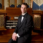 Organist Nigel Potts will fill the sanctuary of First United Methodist Church, 900 S. Shoreline Blvd., with music.   Potts will perform at 7:30 p.m. Oct. 24. The concert is co-sponsored by the Corpus Christi Chapter of the American Guild of Organists and First United Methodist Christ in the Arts Series.   For more information on the free event, call 361- 884-0391.