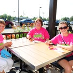 Diners dive in for annual Canton Grub Crawl
