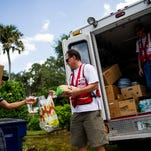 Flood help: Bonita Springs flooding victims get aid from local nonprofits