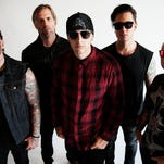 Setting 'The Stage': Rockers Avenged Sevenfold will play Premier Center this weekend