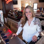 Owner Amanda Hotz is set to open Amanda's Bar None in Blackwood. It will feature 17 beer taps, including local craft brews and 16 flat screen TVs. <137>; and seating for about 100. For storefrontTuesday, October 28, 2014.<137>