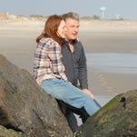 """Julianne Moore as Alice and Alec Baldwin in a scene from """"Still Alice."""""""