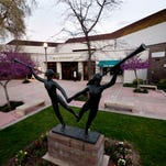 Vendors and buyers gathered for the 22nd annual SpringFest Home & Patio show earlier this month at the Visalia Convention Center. The Visalia City Council could today award a contract to renovate the convention center.
