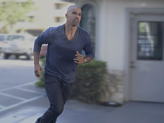 "Shemar Moore stars in ""The Bounce Back."""