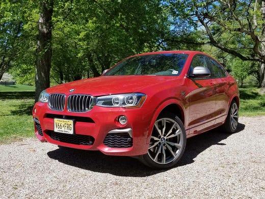 Payne: BMW X4 M40i vs. Acura TLX A-Spec