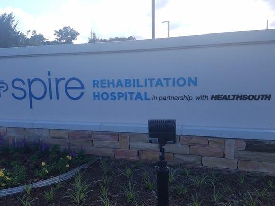 Spire Rehabilitation Hospital, a partnership of HealthSouth