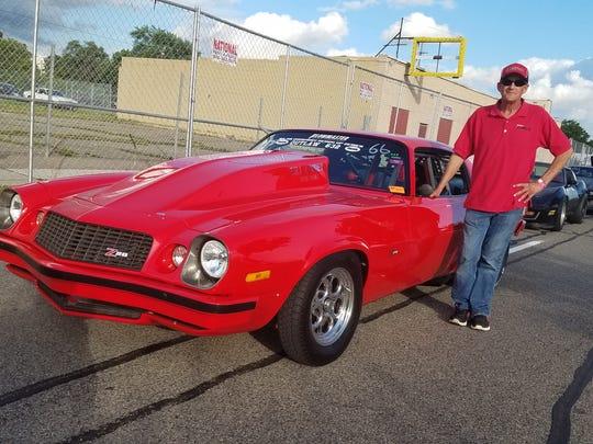Tom Joycey's 1,500-horsepower Camara Z28 was quick.