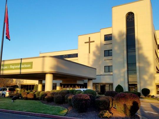 Tennova Healthcare -Regional Jackson