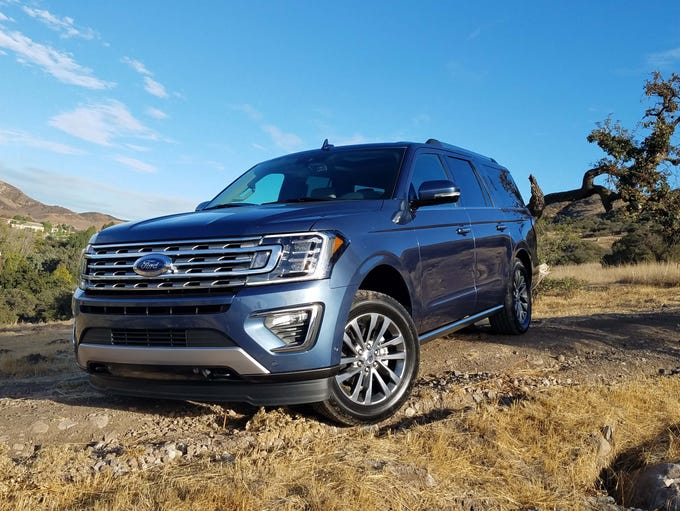The 2018 Ford Expedition debuted in 1997. After peaking