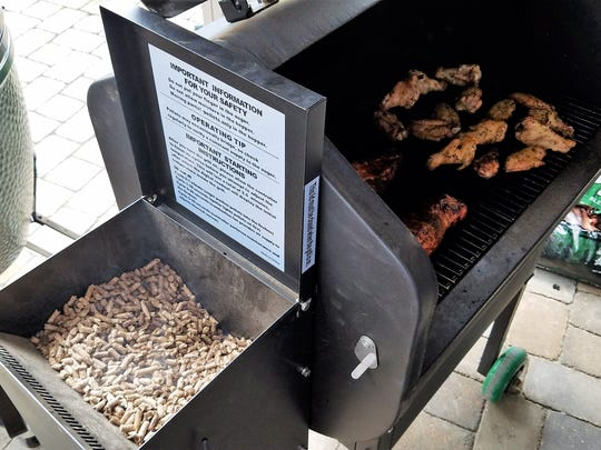 Pellet grills are the new big thing. they are programmable