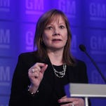 General Motors CEO Mary Barra told investors the company expects to make money in Europe by 2016 and expand its market share in China.