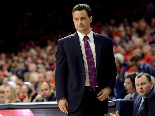 NCAA Basketball: UC Irvine at Arizona