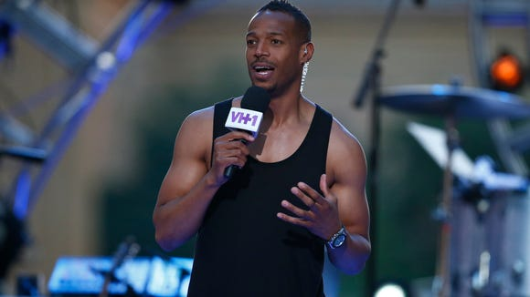 Marlon Wayans hosts an Independence Day celebration in Philadelphia last year.