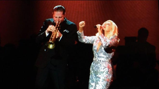 Trumpeter and CCM grad Brian Newman is also known as Lady Gaga's bandleader