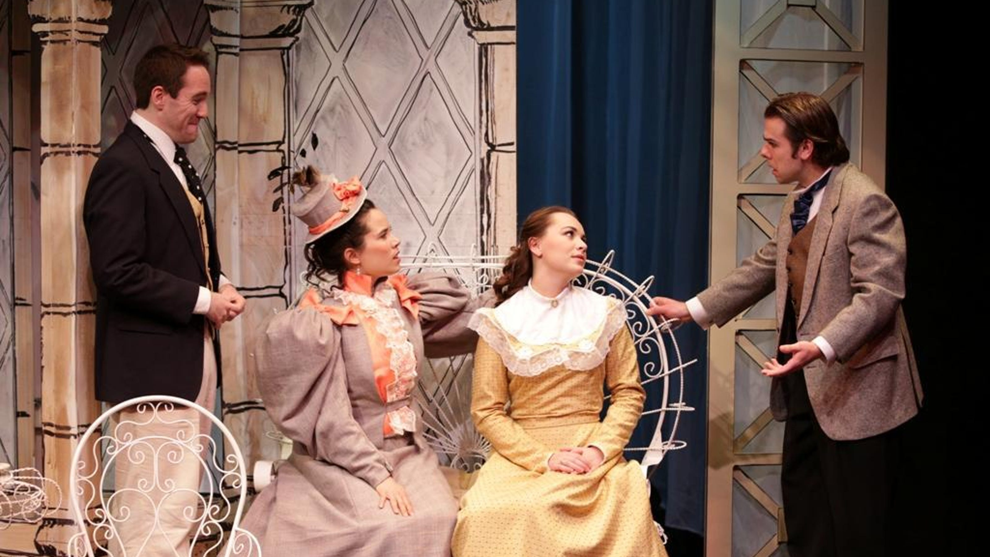 Theater Review: Splendiferous ...