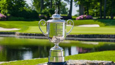 Volunteers are needed for the merchandise tent during the PGA Championship at Baltusrol Golf Club in July.