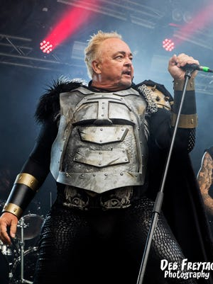 "Jon Mikl Thor, the former bodybuilding champ whose heavy metal career took off when he performed on ""The Merv Griffin Show"" in 1976, is still out on the road flexing his muscles as the frontman of the band Thor. He'll hit the stage at Phat Headz on Oct. 21."