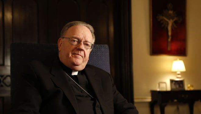 Camden Bishop Dennis Sullivan