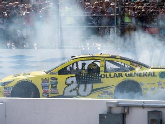 NASCAR: New Hampshire 301