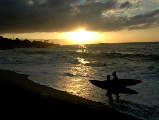 AP Big Wave Surfing