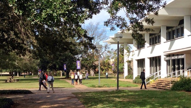 Students return to campus Monday for the first day of spring classes at Louisiana State University of Alexandria.