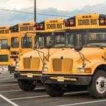 A Nevada Highway Patrol program that inspects the state's school buses for safety is overlooking dozens of vehicles that don't fall under the traditional definition of a bus, according to state auditors.